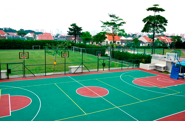 Basketball Court Measurements & Dimensions
