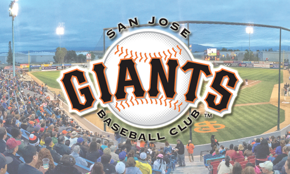San Jose Giants Baseball Team