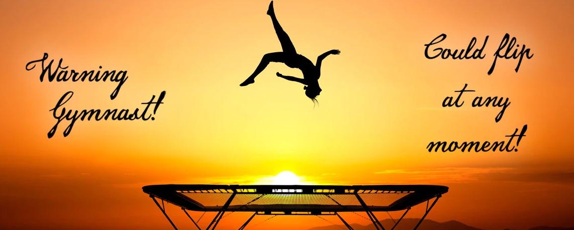 Gymnastics Sayings and Gymnastics Quotes