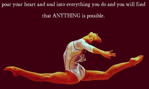 Gymnastics Motivational Quotes