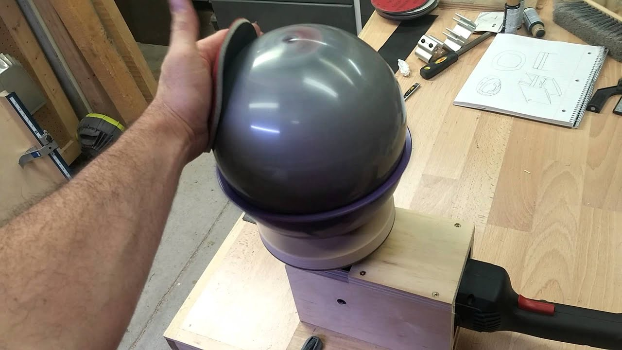 How to Make a Bowling Ball Spinner